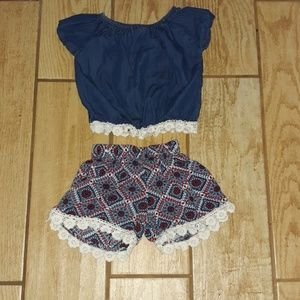 Other - Two piece toddler set